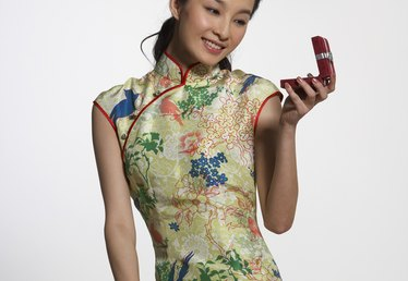 How to Make a Simple Qipao