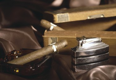How to Make a Cigar Ashtray