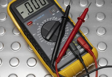 Find Wire Breaks in a House With a Multimeter
