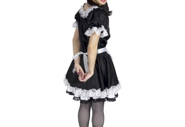 How to Make a Maid Costume