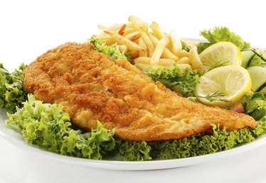 Tips on Reheating Fried Fish
