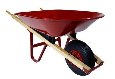 Do-It-Yourself Wheelbarrow Axle