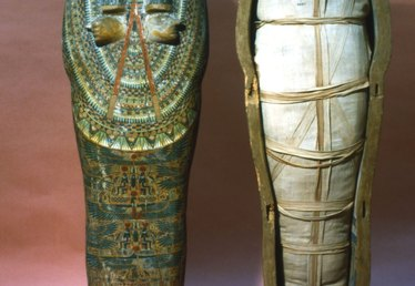How to Make a 3-D Egyptian Mummy Case