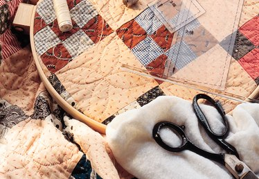 How to Keep Quilt Blocks From Fraying