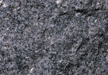 Blotches & Imperfections in Granite