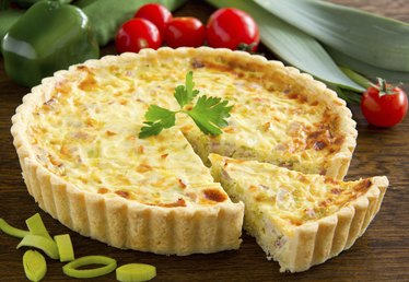 How to Eat Quiche Cold