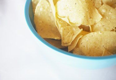 How to Make Cinnamon-Sugar Tortilla Chips