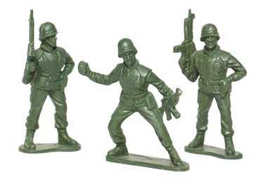 How to Make a Toy Soldier Costume