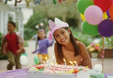 Party Ideas for 11-Year-Old Girls