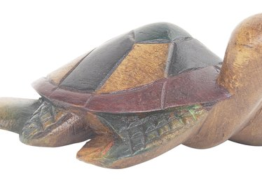 How to Make a Wood Carving of a Turtle