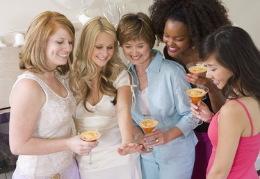 Ideas for Bridal Shower Speeches