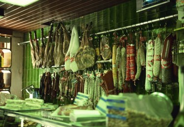 How to Build a Climate-Controlled Salami Room