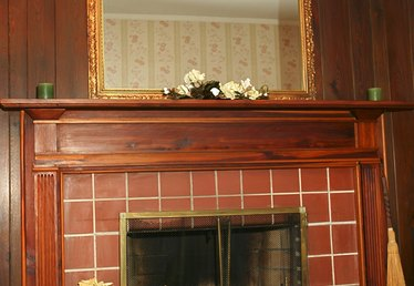 What Kind of Wood to Make a Mantel?