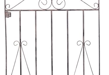 How to Build a Wrought-Iron Gate