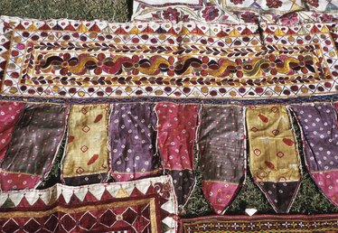 Quilt Patterns Made From Neckties