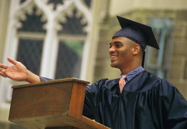 How to Do High School Graduation Master of Ceremonies Greetings