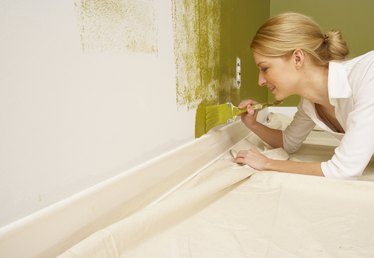 How to Install Rubber Baseboard Molding