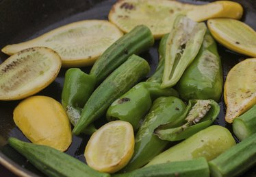 How to Can Okra in Jars