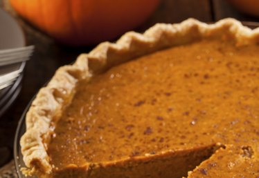 How Do I Eliminate Soggy Pumpkin Pie Crusts?