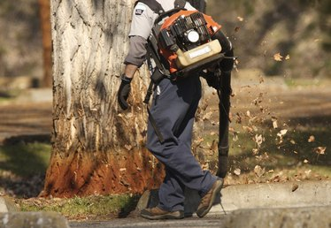 How to Tune an Echo Leaf Blower