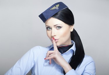 How to Make a Flight Attendant Halloween Costume