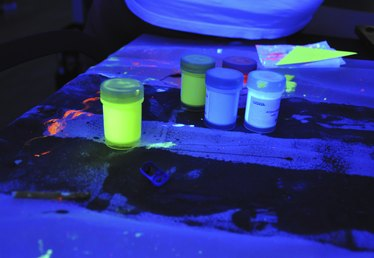 How to Make Glow-in-the-Dark Paint at Home