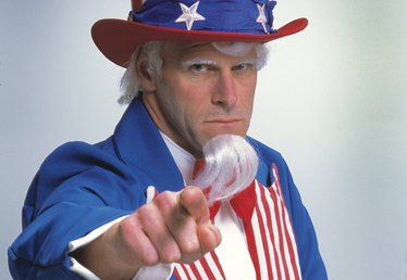 How to Make Your Own Uncle Sam Costume