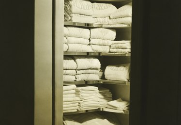 How to Build a Recessed Storage Linen Closet