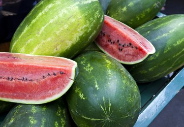 When to Pick Sugar Baby Watermelons