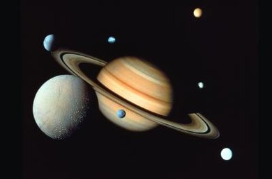 Saturn is the second largest planet.