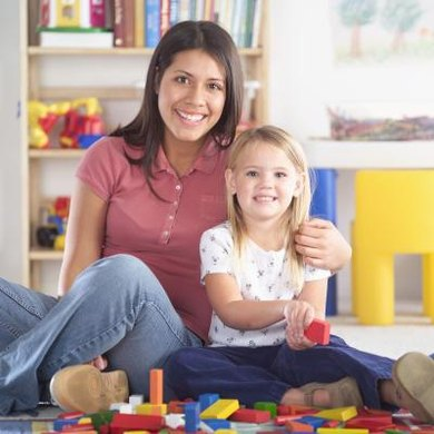 Child development and early education classes provide child-care workers with the knowledge they need for professional practice.