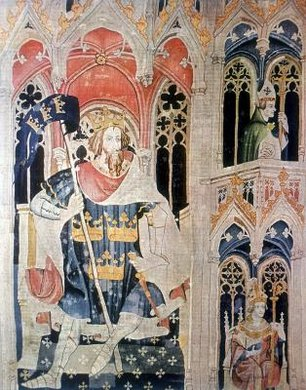King Arthur appeared in literature, not poetry.