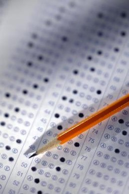 Practice tests are available online and at libraries.