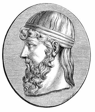 Plato was the student of Socrates and teacher of Aristotle.