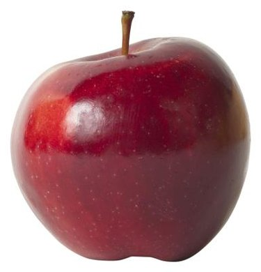 A poisoned apple is just one of the ways that the queen tries to kill Snow White.