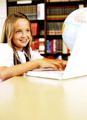 Writing a research paper in elementary school develops research and writing skills.