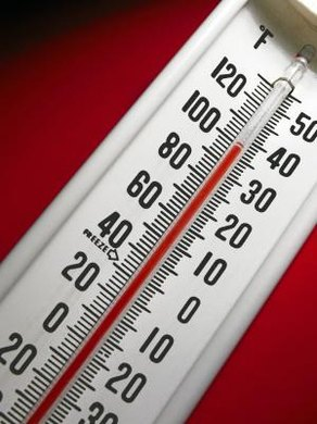 Mercury is a common component of thermometers.