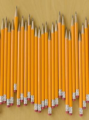 If you take the GED test on paper, it's a good idea to bring a backup pencil.