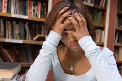 Planning ahead can help protect against feeling overwhelmed and stressed in college.