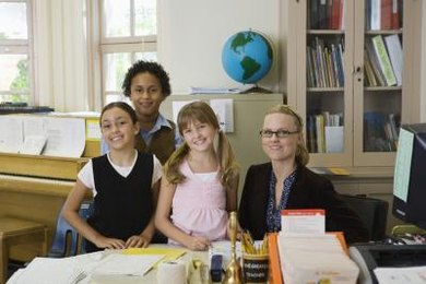 School counselors and social workers help students reach their full potential.