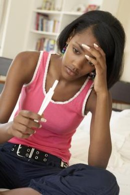 Teen pregnancy affects high school dropout rates.