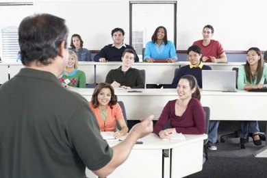 A focused class session is the result of a well-planned lesson objective.