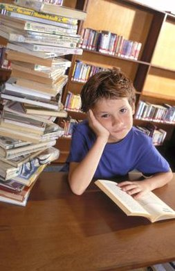 If a student is bored by reading, playing a game can motivate him.