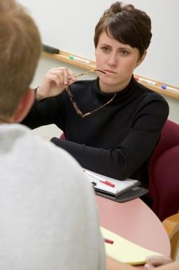 A degree in social work exposes you to complex issues of intervention for children in troubled families.