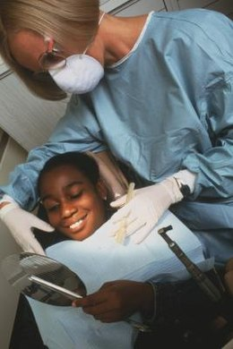 Dentists can pursue a wide variety of specialties in graduate school.