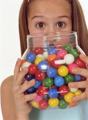 An estimation jar is a quick and easy estimation activity.
