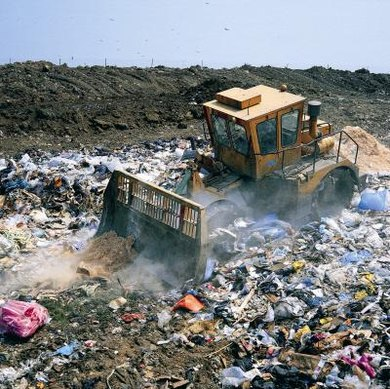 "So-called ""solid waste"" in landfills does not always remain so."