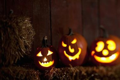 The history behind jack-o'-lantern carving may surprise and intrigue your students.