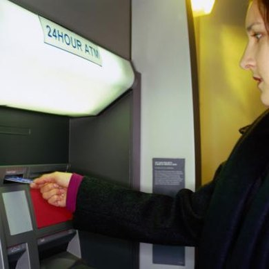 Some student bank accounts waive ATM fees.