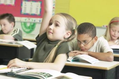 Psychological testing in schools helps place students in appropriate learning environments.